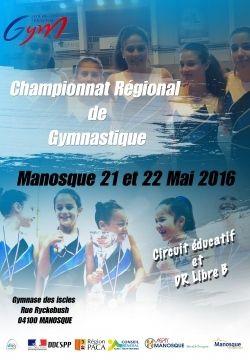 Compétition Régionale PACA de Circuits Educatifs &amp&#x3B; DR Libre Région B GAF