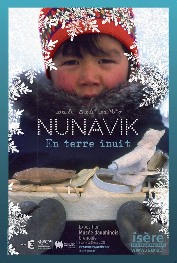 Agenda : Exposition &quot&#x3B;Nunavik - En terre Inuit&quot&#x3B;