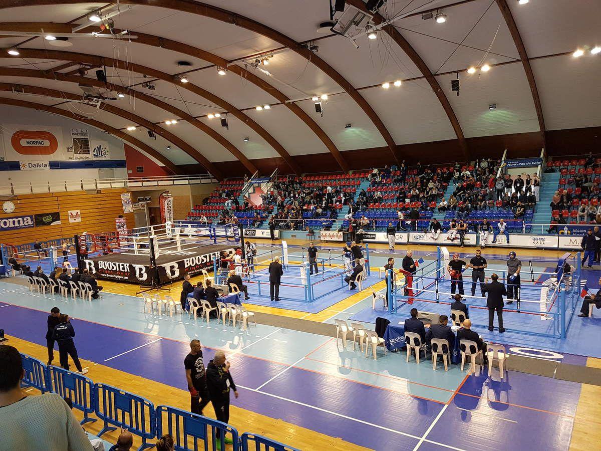 Compte rendu du Championnat de France à Valenciennes