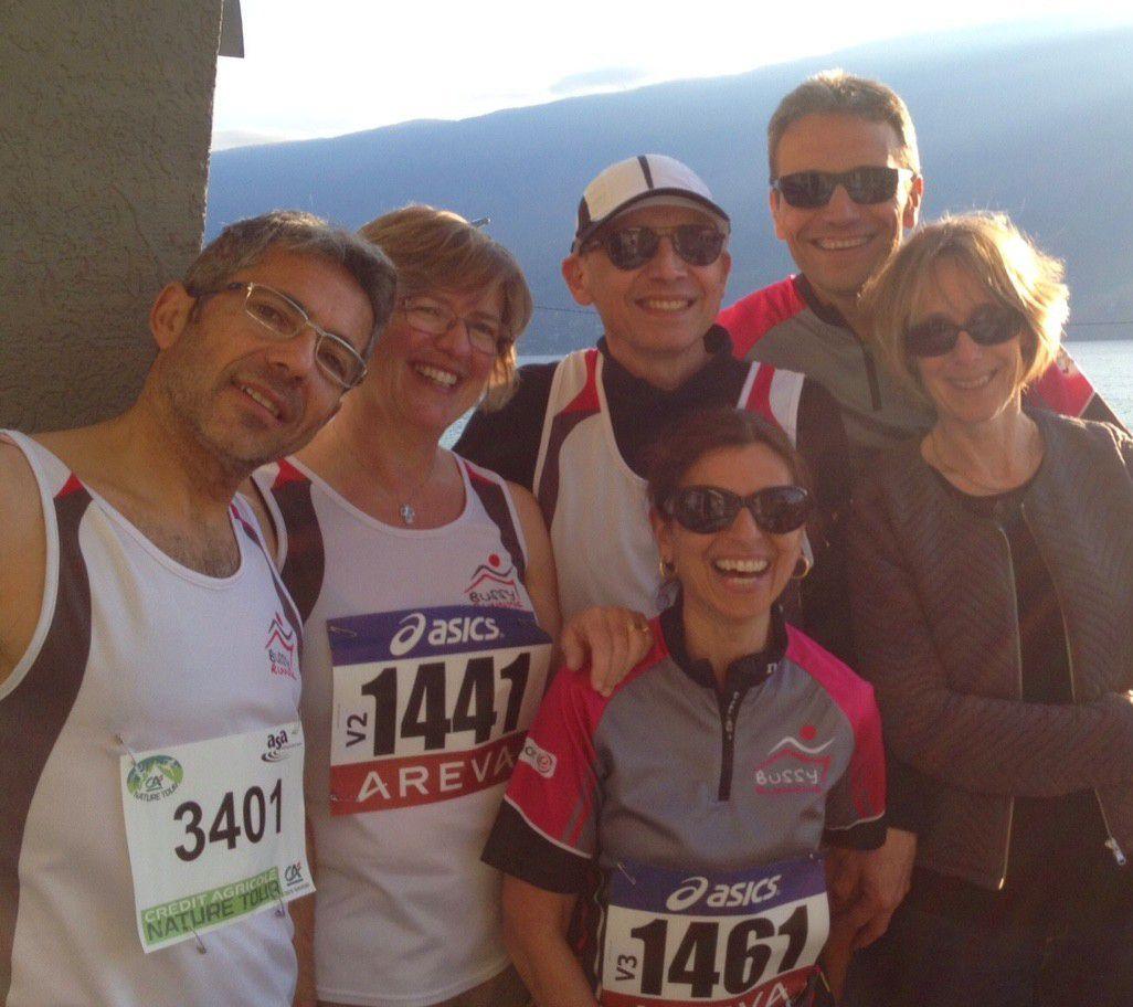 Championnat de France 10 km - Aix les Bains 2015