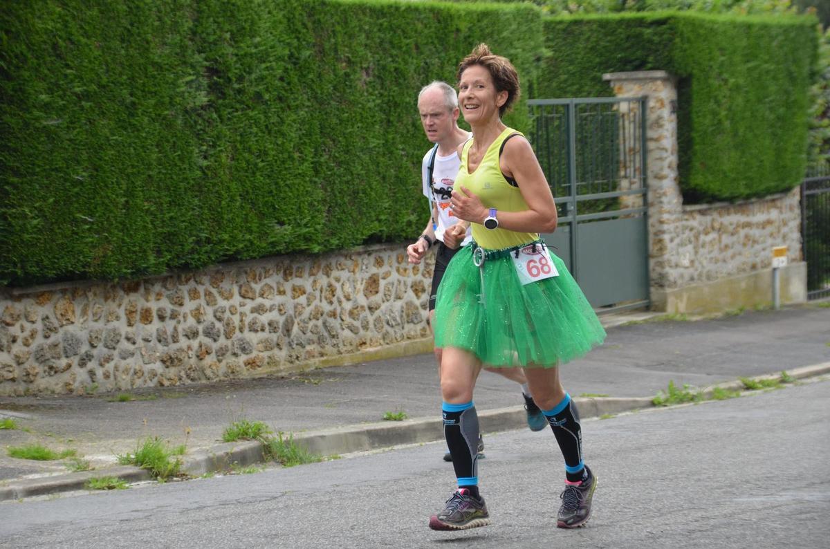 Marathon Marne & Gondoire 2016