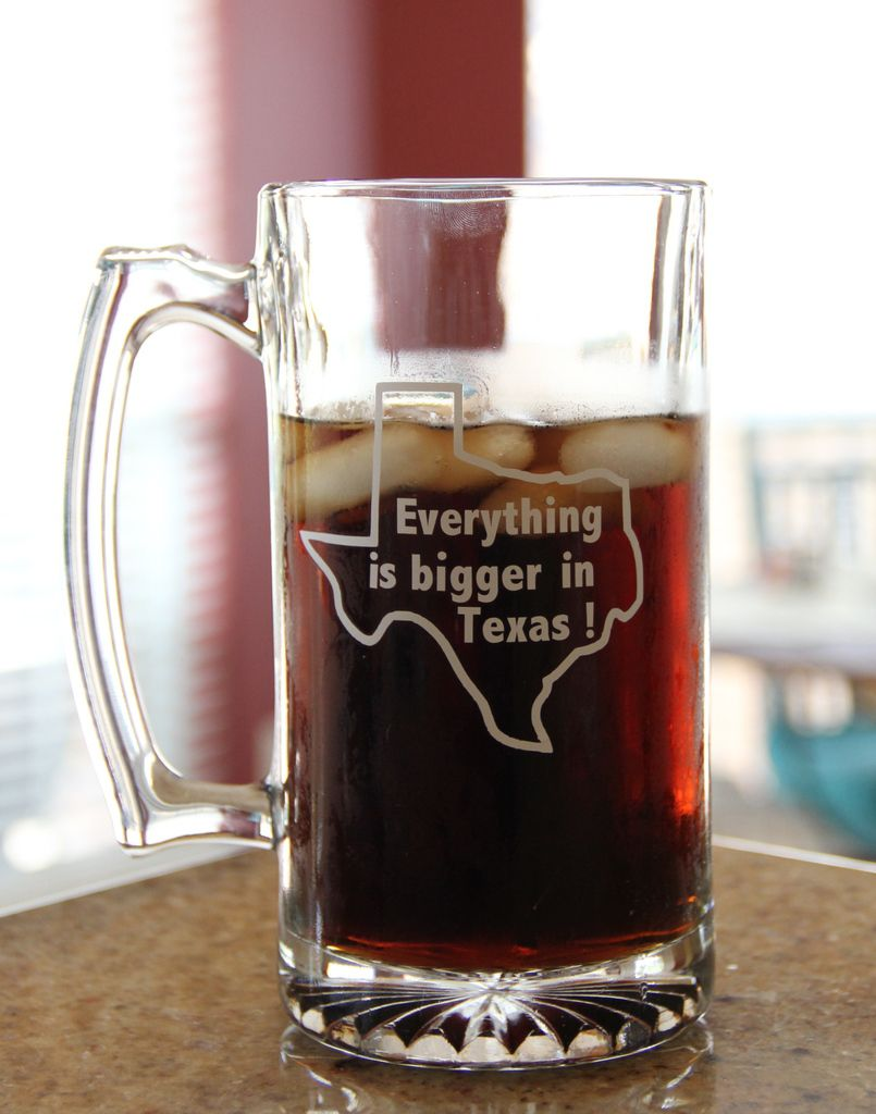 2 pintes de bières en verre customisées...