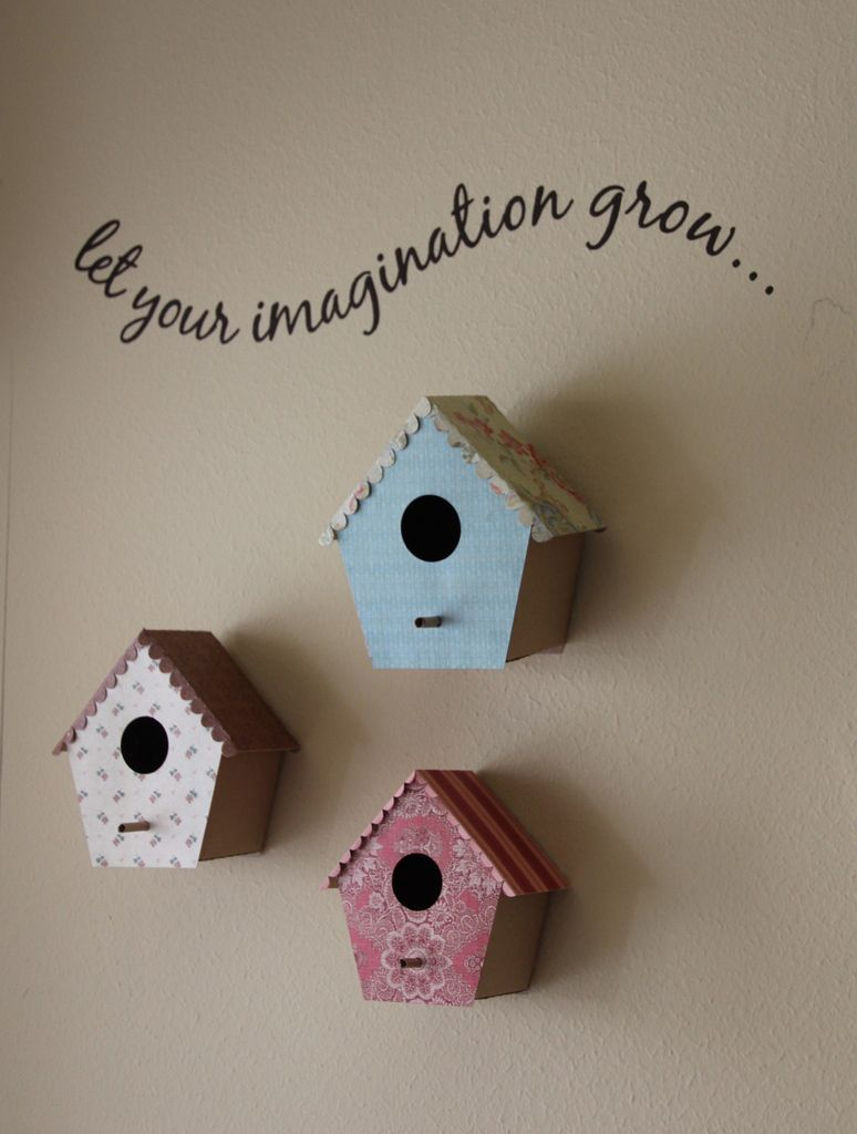 let you imagination grow...