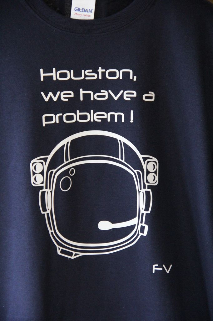 Houston, we have a problem  FV