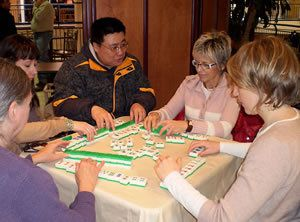 Mahjong, Bunco et plus...
