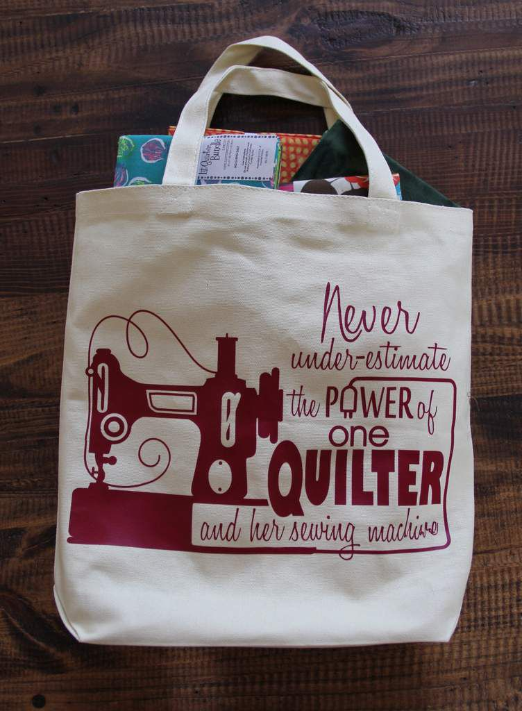 sac Power of a quilter
