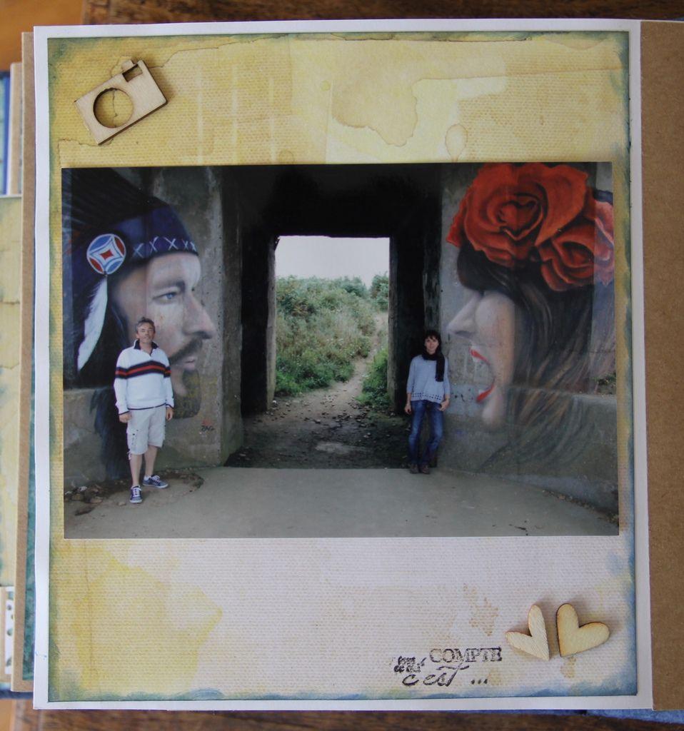 "Mini album ""Vacances en Bretagne"" suite et fin"