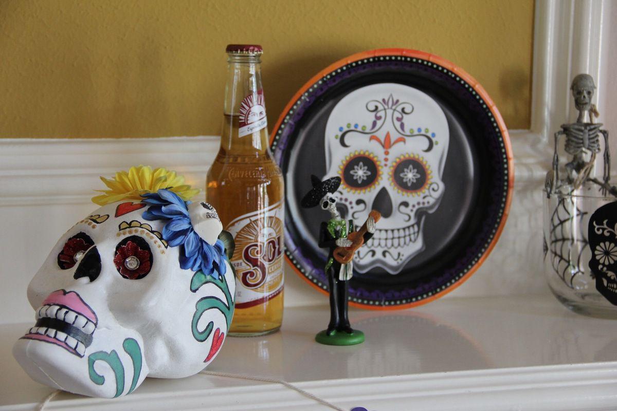 Décorations esprit &quot&#x3B;Dia de los Muertos&quot&#x3B;...