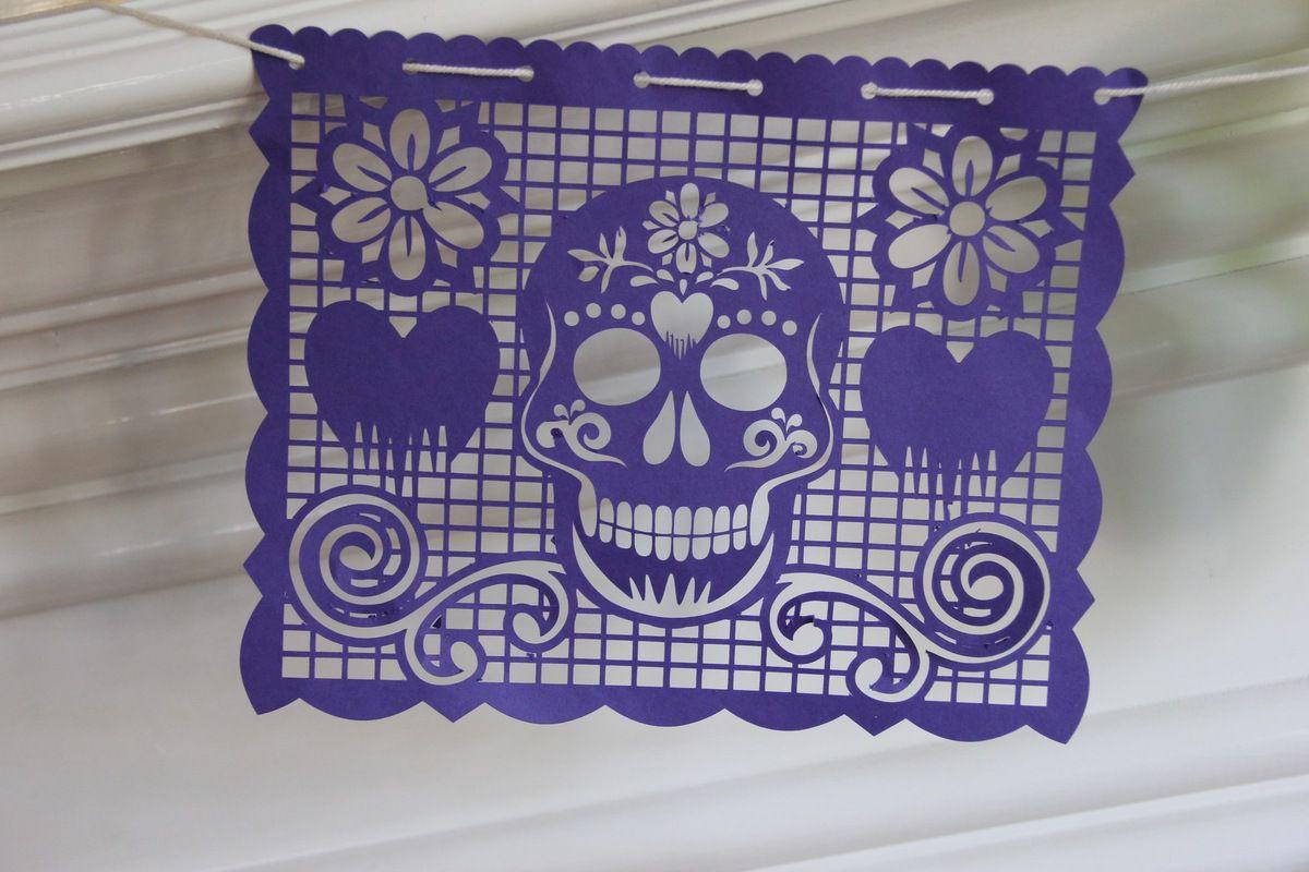 "Décorations esprit ""Dia de los Muertos""..."