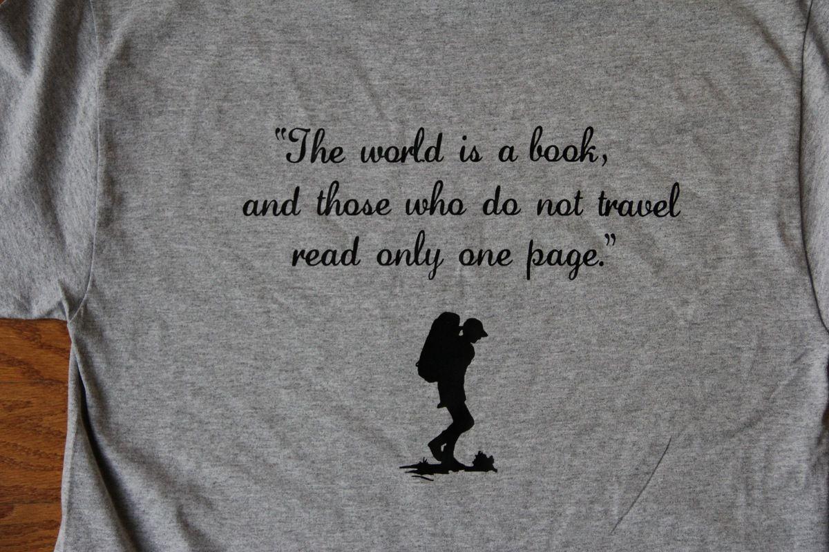 Bonne année et quelques T-shirts.