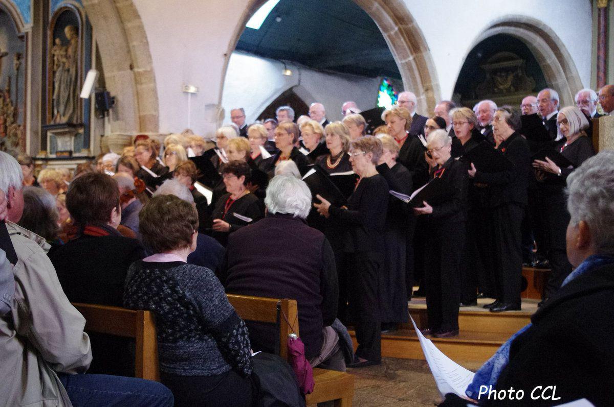 Les photos de la Chorale de la Côte des Légendes