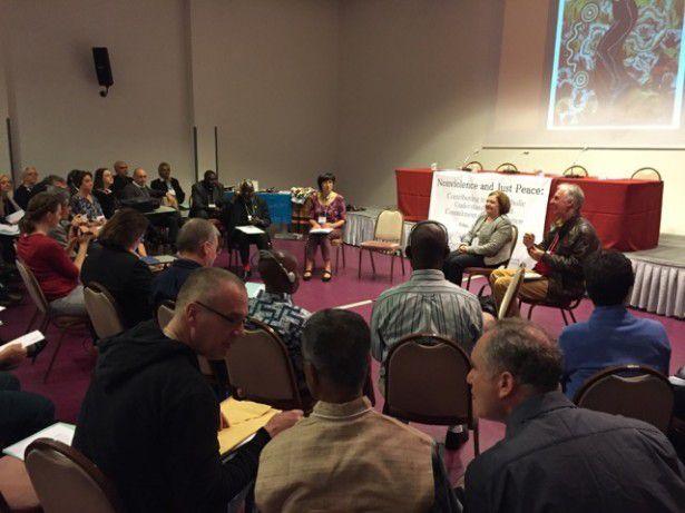 conférence de Rome : photo du web