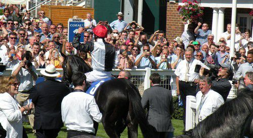 Golden Horn, Eclipse Stakes