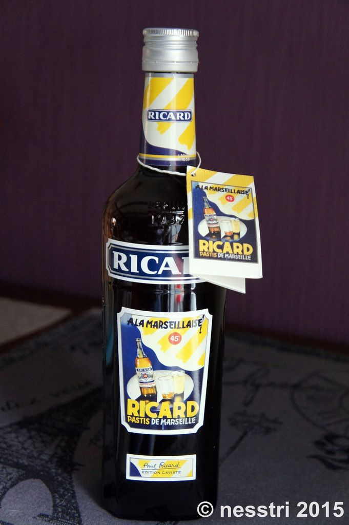 bouteilles ricard collection