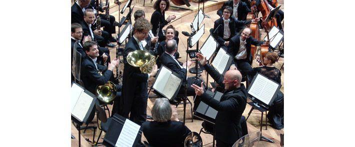 Le cor solo distingué par Enrique Mazzola
