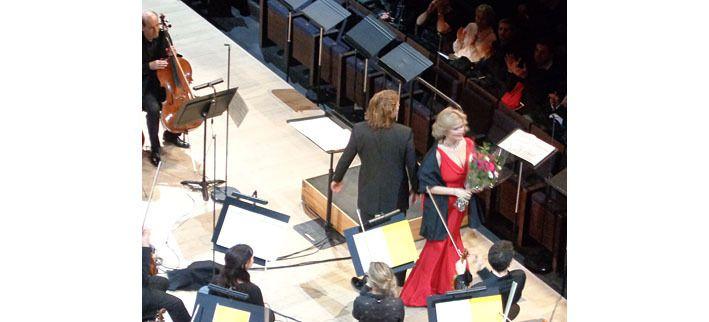Le duo Klaus-Florian Vogt et Camilla Nylund