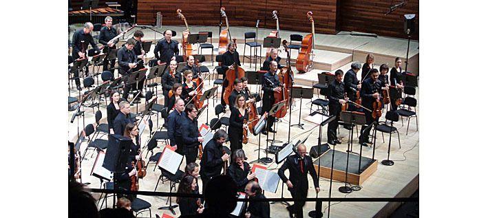 L'Orchestre national d'Ile-de-France et Enrique Mazzola