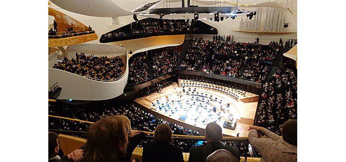 Deux symphonies de Mendelssohn