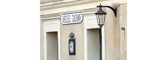 Gare de type ancienne ligne de Sceaux