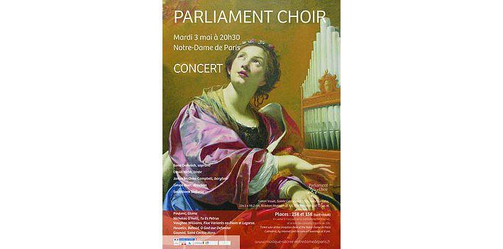 Poulenc, Gounod, Williams, Howells, O'Neill