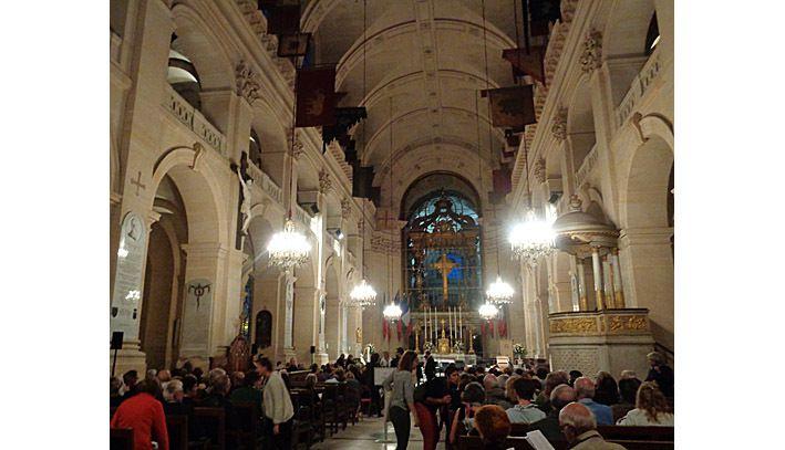 La cathédrale Saint-Louis des Invalides