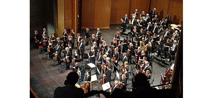 L'orchestre philharmonique de Rotterdam
