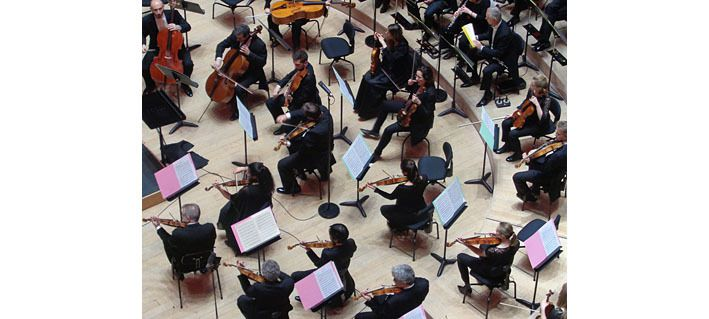 Altos et violoncelles