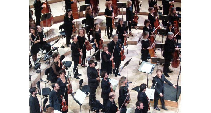 L'orchestre philharmonique de Radio France et Ludovic Morlot