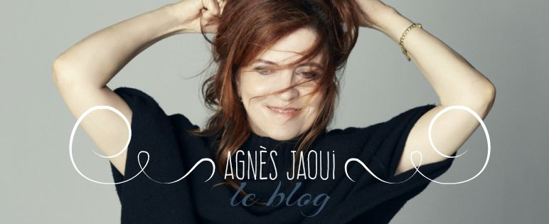 Agnès Jaoui, le blog