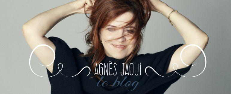 Agnès Jaoui, le blog