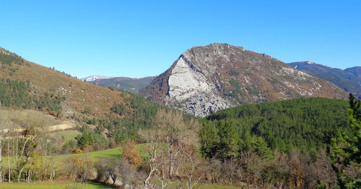 Week-end à Luc en Diois (Drôme)