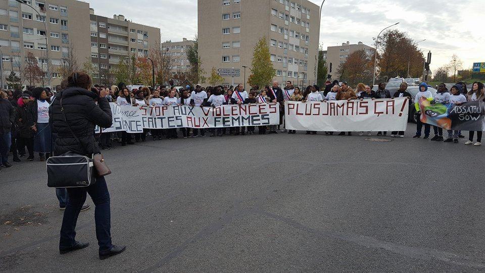 Hommage à Aissatou Sow et à toutes les victimes de violences sexistes