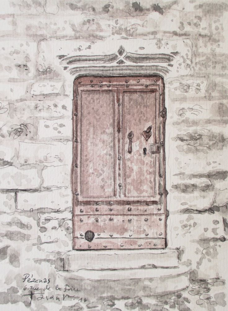 Des portes à travers les siècles