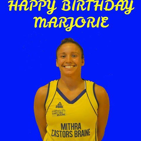 Happy Birthday Marjorie !!! - Crédit Photo : Beaver