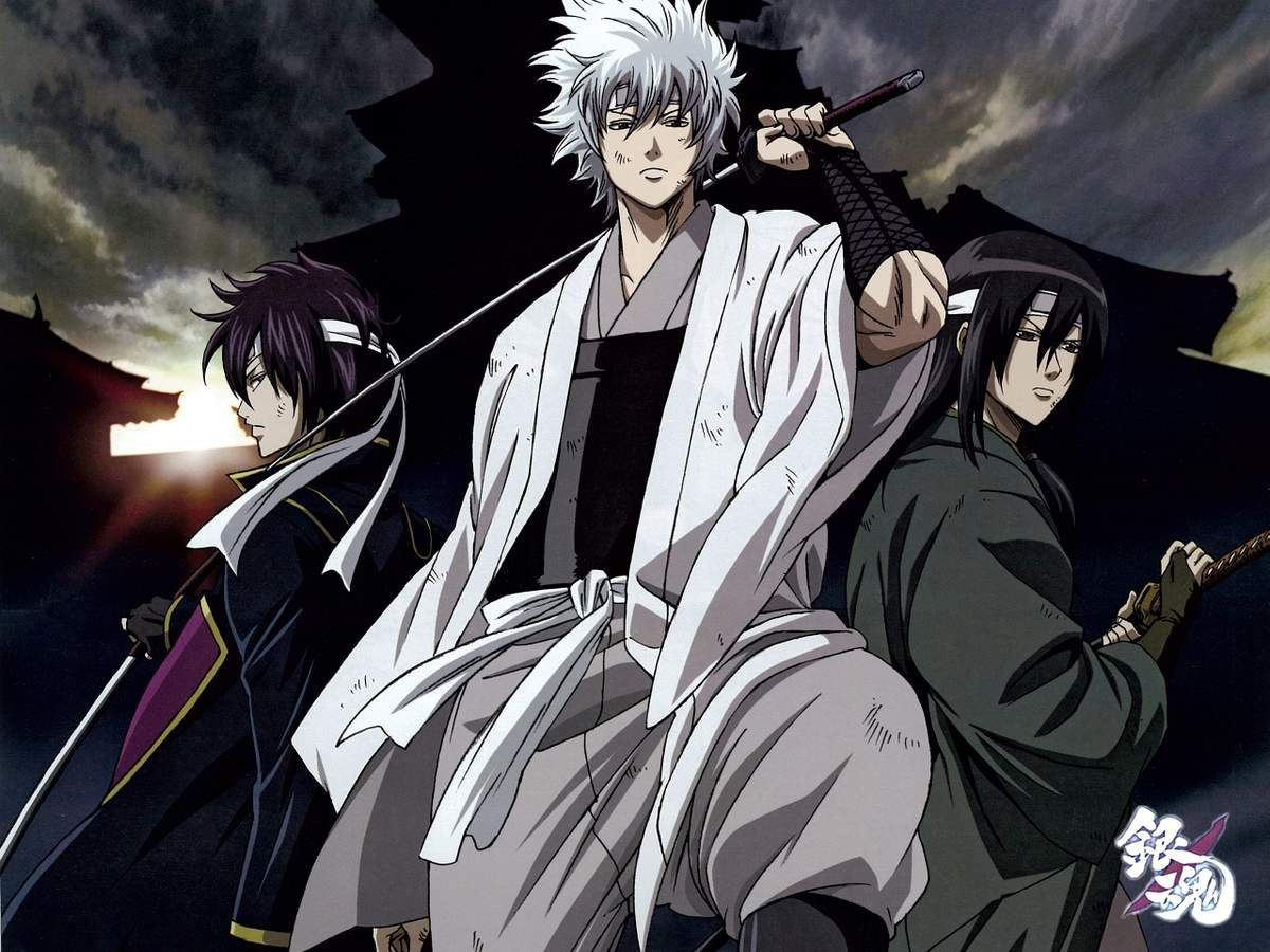 [anime] Gintama, le samouraï version fun
