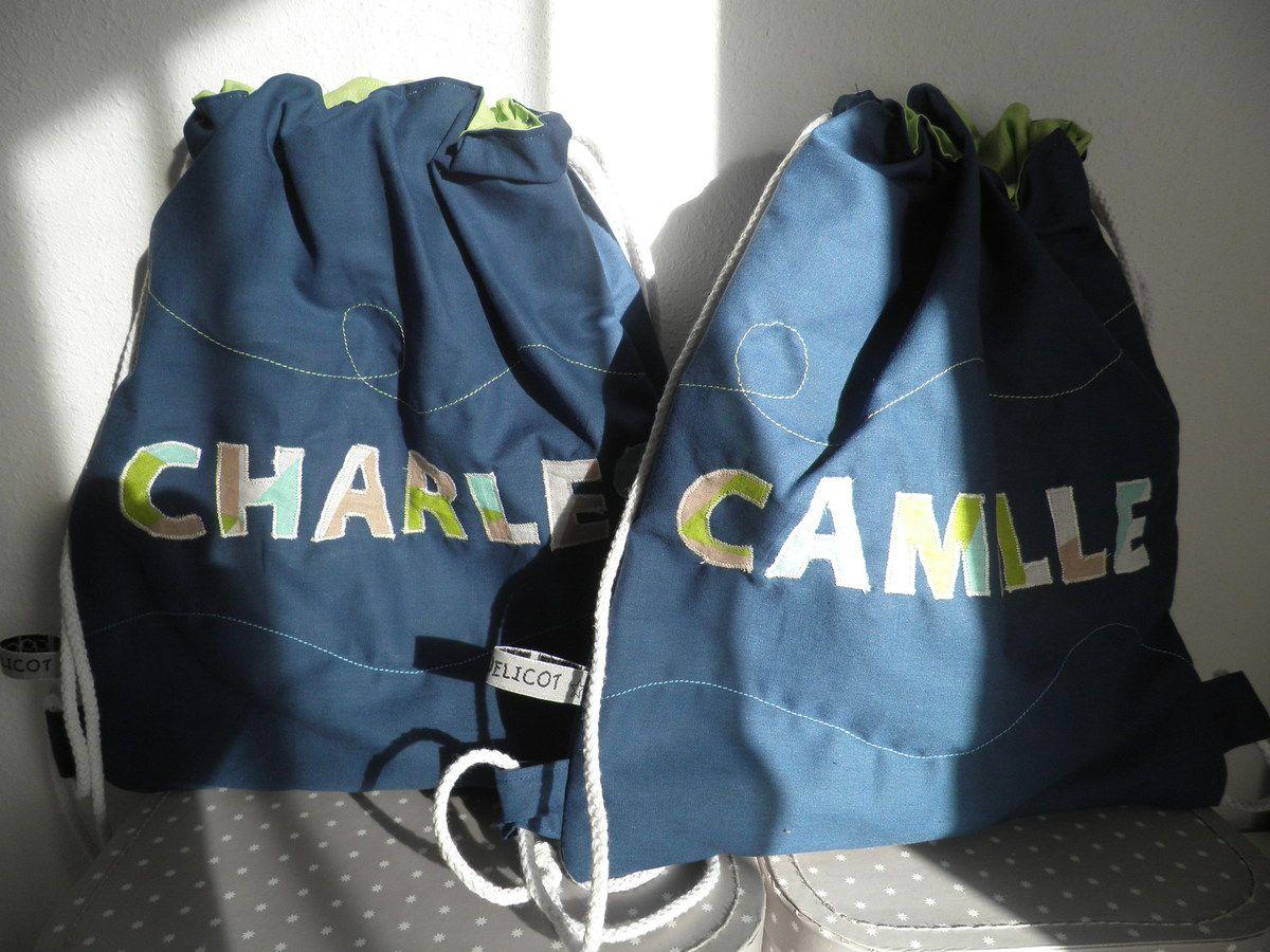Sac à langer / Sac à dos / Cabas / Tote Bag