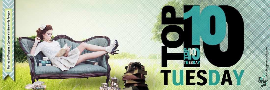 Top Ten Tuesday (112)