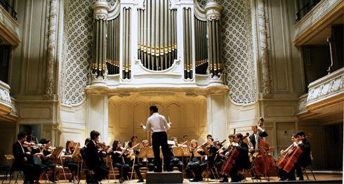 Paris, Salle Gaveau. Concert pour la Fondation Abbé Pierre