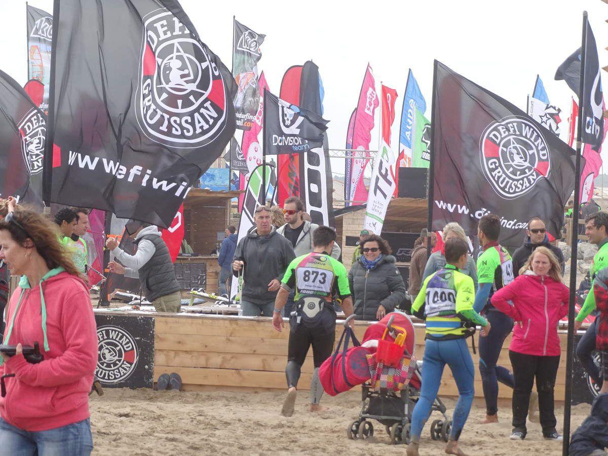 Defiwind 2016: On shore
