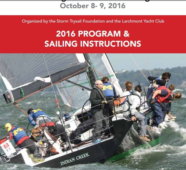 Intercollegiate Offshore Regatta New York USA