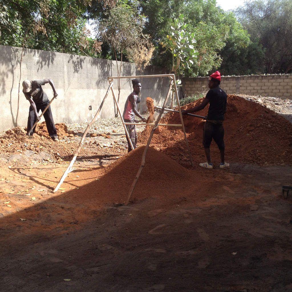Notre activité au Sénégal (Thiès) : un nouveau lieu de production