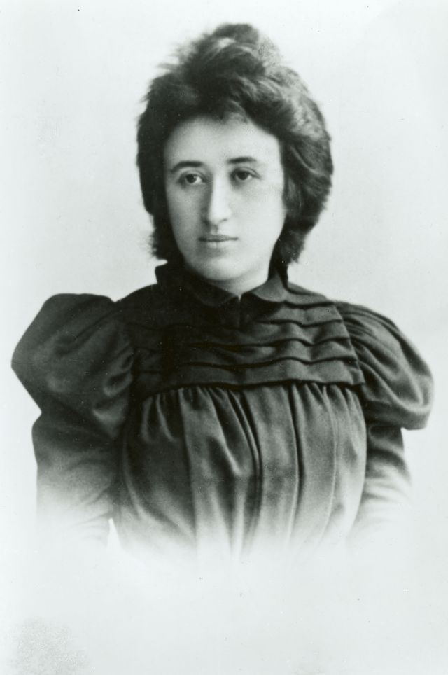 1893 - 1896 : les premiers articles de Rosa Luxemburg contre le nationalisme