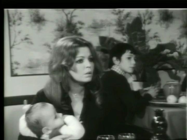 Mercredi 24 juillet 1974 : Muriel dit adieu aux téléspectateurs