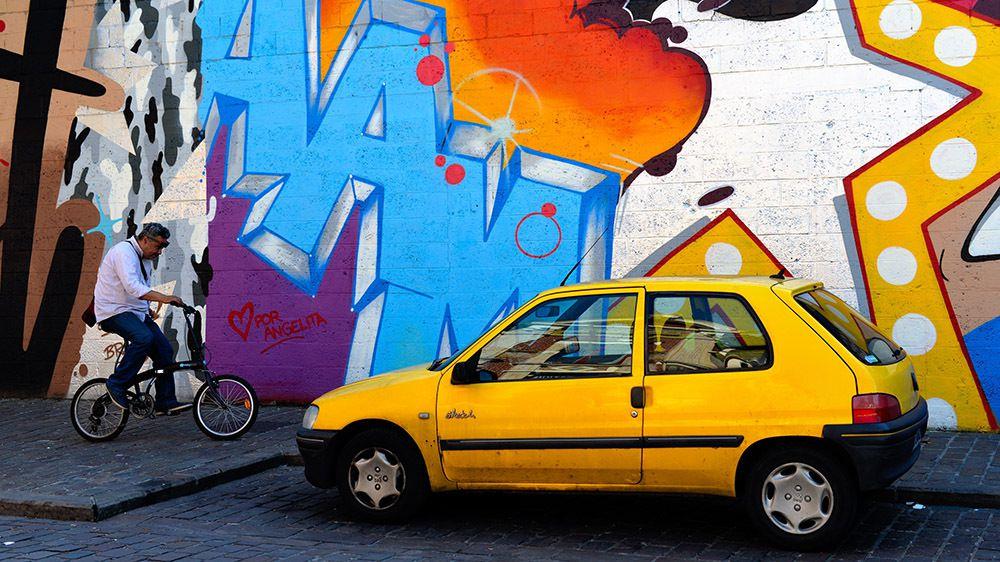 Street art - 40 ans d'art Urbain