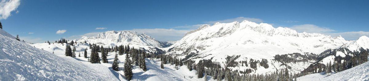 Les photos panoramiques de notre ami Thomas