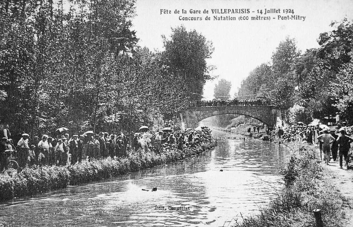 Histoire de Villeparisis: vacances