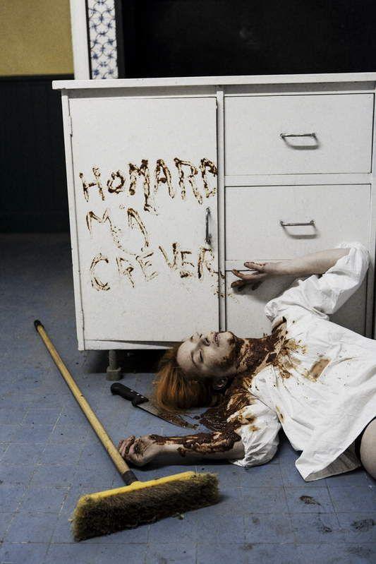 2012/01/15 Homard m'a crever (avec San Keaton)