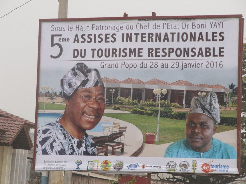 Les 5èmes Assises Internationales sous le Haut Patronage du Chef de l'Etat Dr Boni YAYI