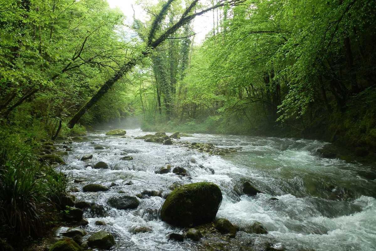 Cascades Verte et Blanche