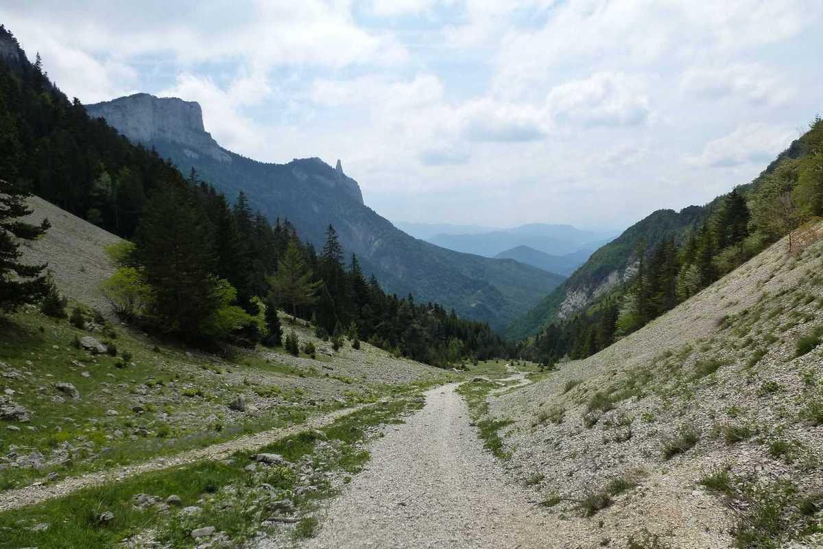 Un tour sur les Hauts Plateaux J1 Bivouac à Tourte Barreaux